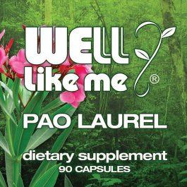 90 Capsules Pao Laurel